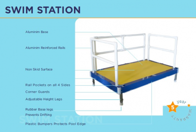 Purchase the SS-100 Swim Station from H2O Innovations