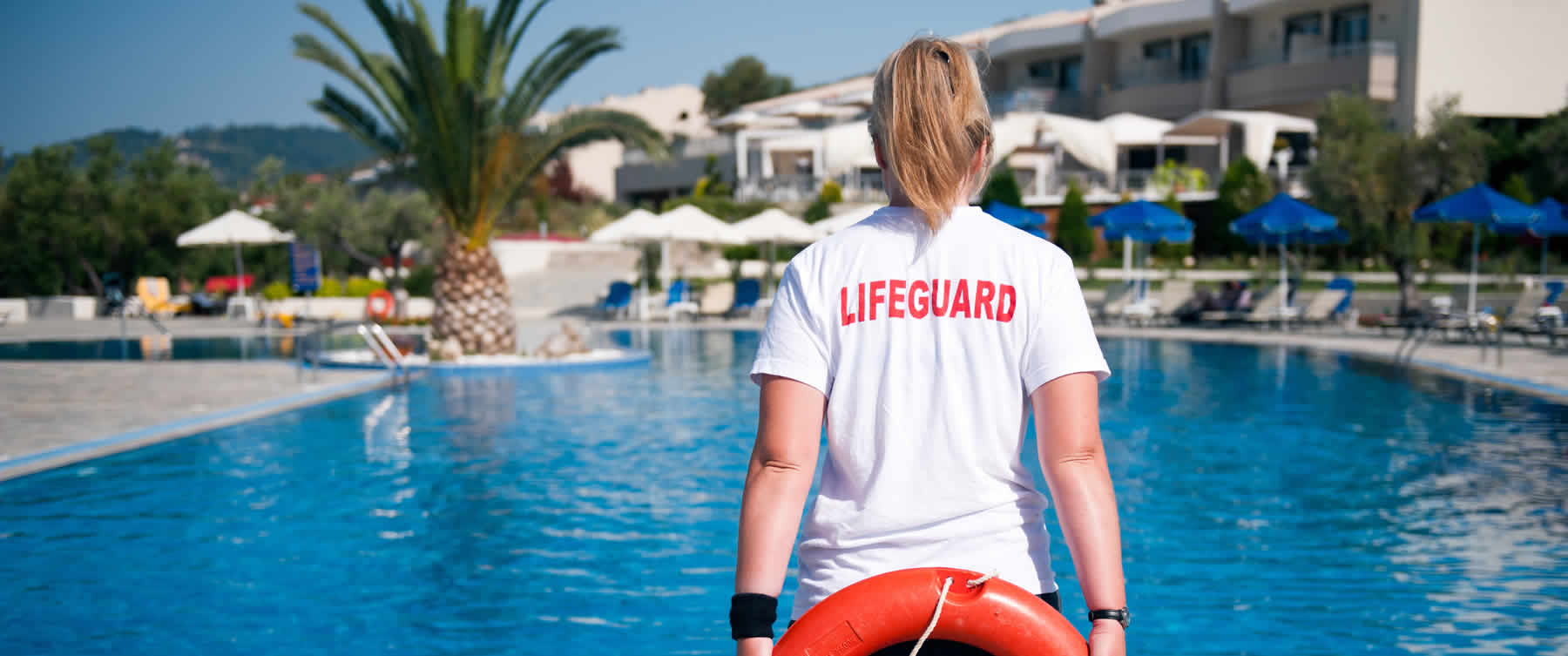 Get a lifeguard station from H2O Innovations that is portable.