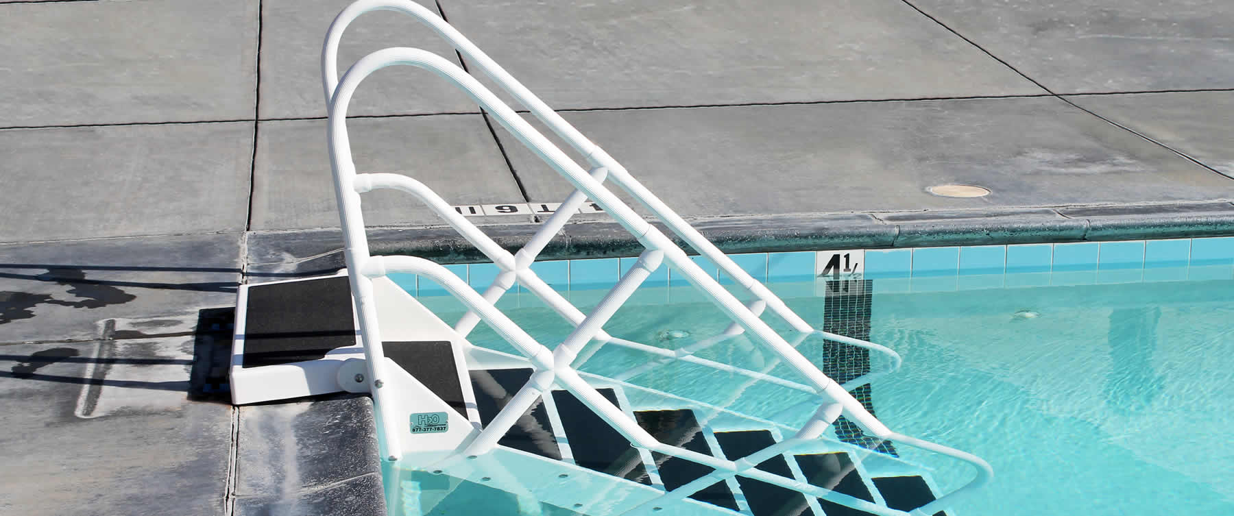 Purchase an Aqua Step from H2O Innovations.